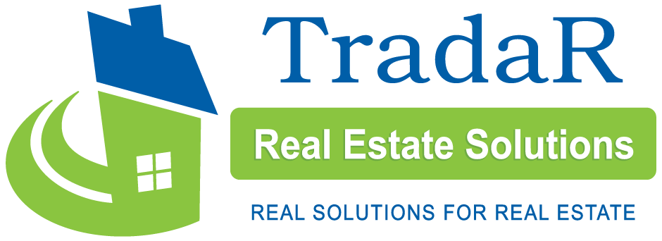 TradaR Real Estate Solutions Logo